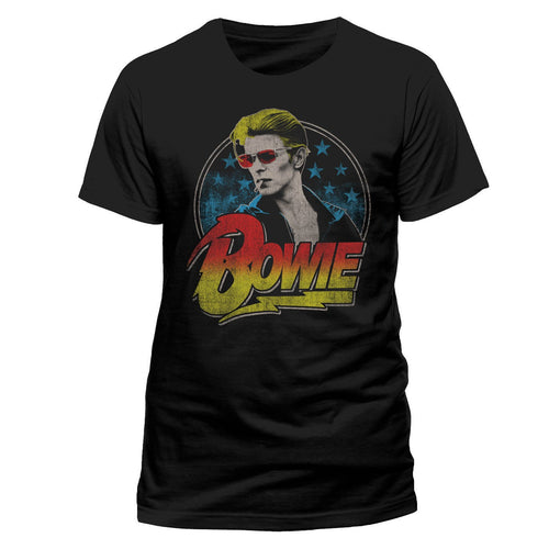David Bowie | Smoking Vintage T-Shirt