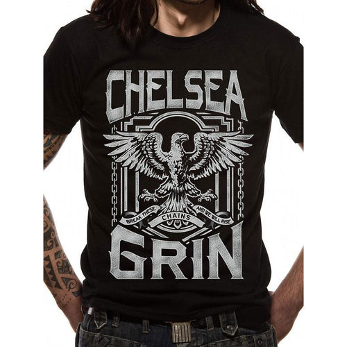 Buy Chelsea Grin (Chainbreaker) T-shirt online at Loudshop.com