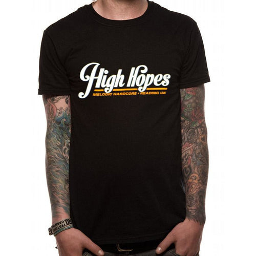 Buy High hopes (Sophisticate) T-shirt online at Loudshop.com
