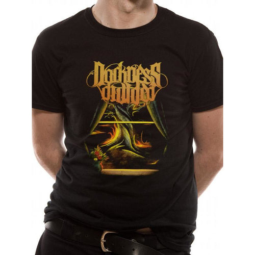 Buy Darkness Divided (Window) T-shirt online at Loudshop.com
