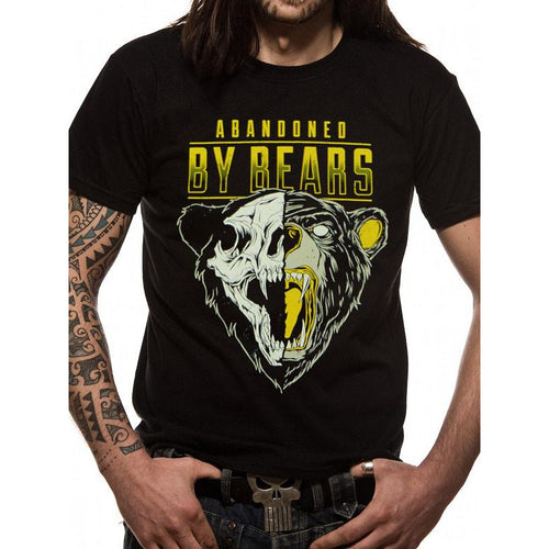 Abandoned By Bears | Skull T-shirt