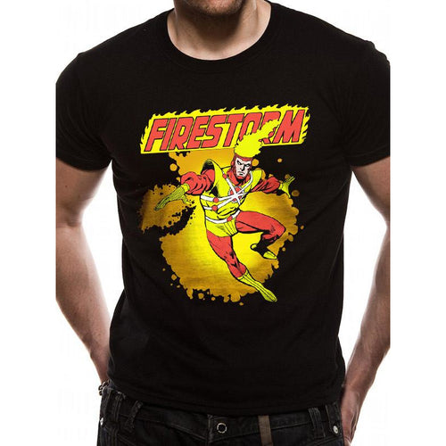 Buy Firestorm (Flying Flash) T-shirt online at Loudshop.com