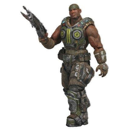 Gears Of War - Series 2 Augustus Cole 3.75 Inch Action Figure