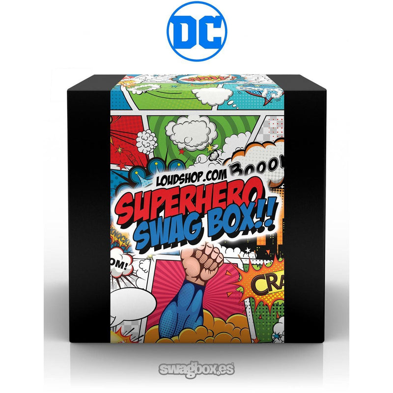 DC Comics 3 T-shirt Mystery Box