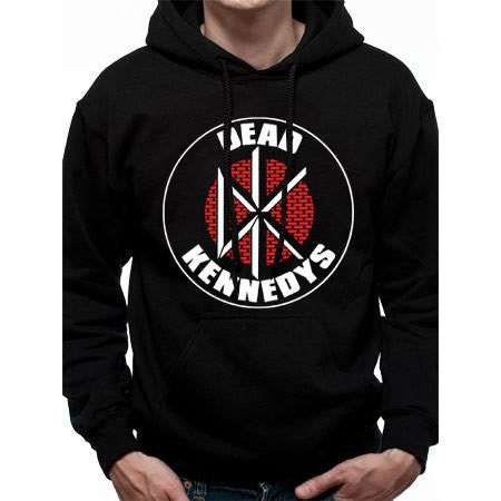 Buy Dead Kennedys (Brick Circle) Hoodie online at Loudshop.com