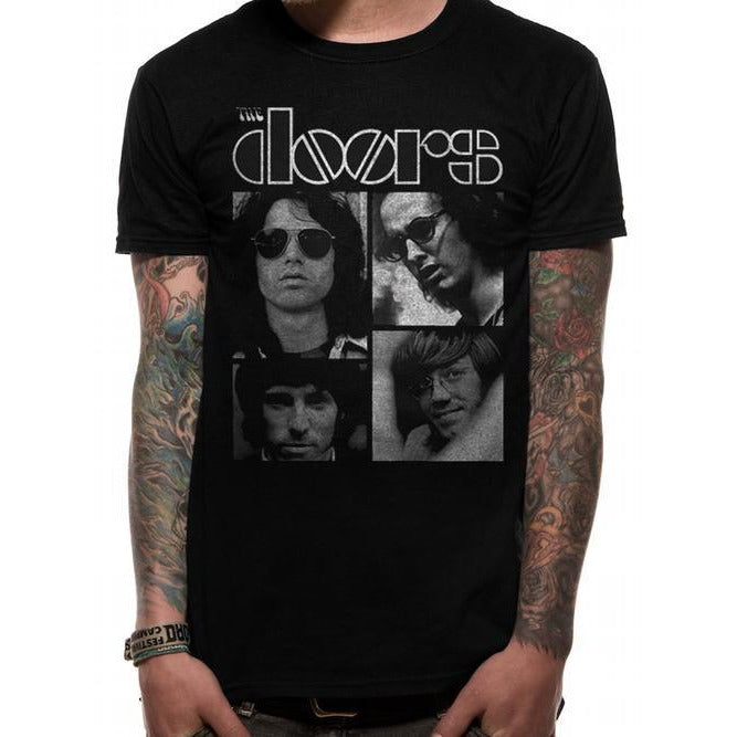 The Doors | Squares T-Shirt