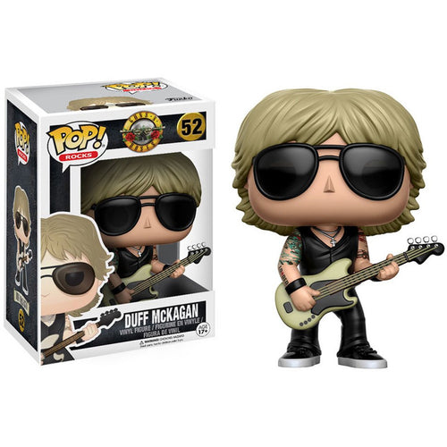 Funko Pop! Rocks | Duff McKagan #52 | Guns N' Roses