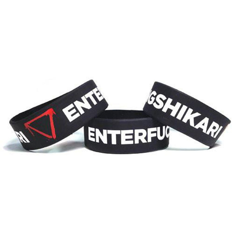 Buy Enter Shikari (Logo) Wristband online at Loudshop.com