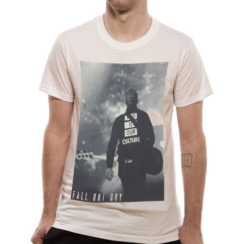 Buy Fall Out Boy (Our Culture) T-shirt online at Loudshop.com