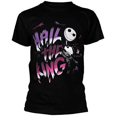 The Nightmare Before Christmas - Hail The King T-shirt