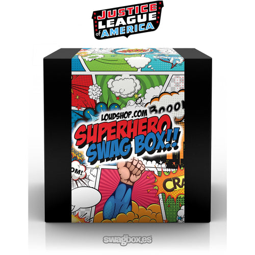 Justice League 3 T-shirts Swagbox