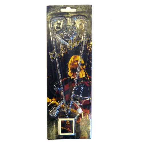 Kurt Cobain | Face Necklace