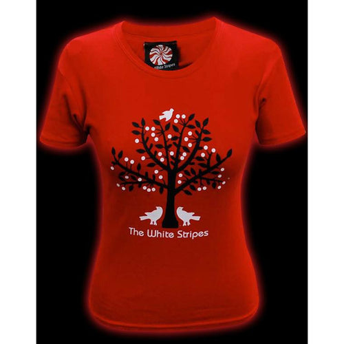 Buy The White Stripes (Tree Of Life) T-shirt online at Loudshop.com