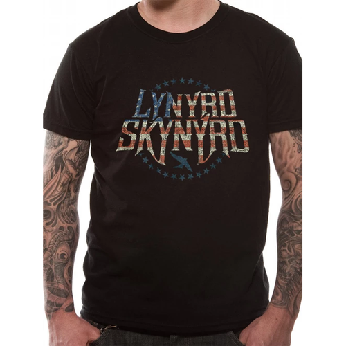 Lynyrd Skynyrd | Stars And Stripes T-Shirt