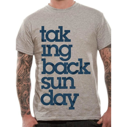 Buy Taking Back Sunday (Logo) T-shirt online at Loudshop.com