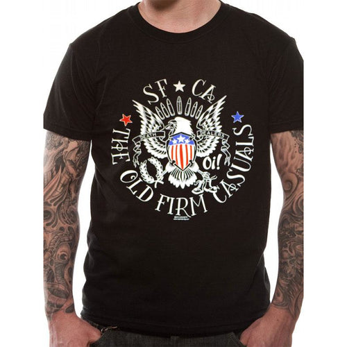 Old Firm Casuals - Death Dealers T-shirt