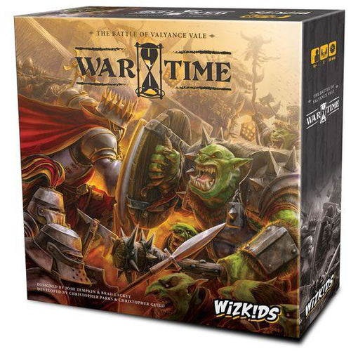 WizKids | Wartime: The Battle of Valyance Vale | Board Game