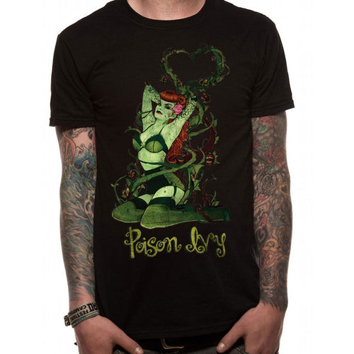Poison Ivy - Green T-shirt