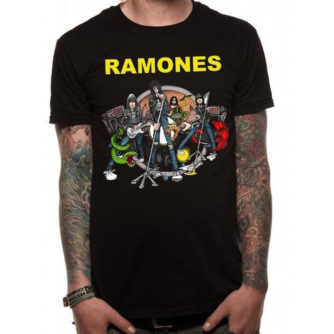 The Ramones | Illo T-Shirt