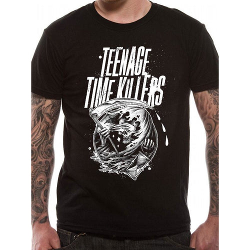Buy Teenage Time Killers (The Reaper) T-shirt online at Loudshop.com