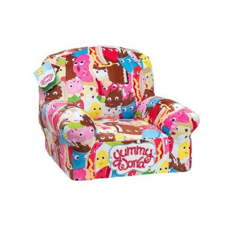 Yummy World | Characters Plush Chair