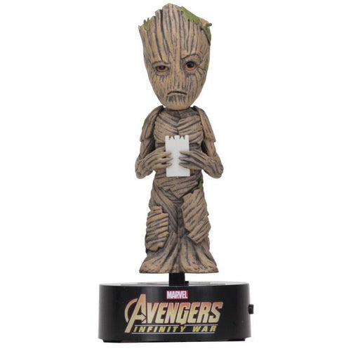 Avengers Infinity War - Groot Body Knocker