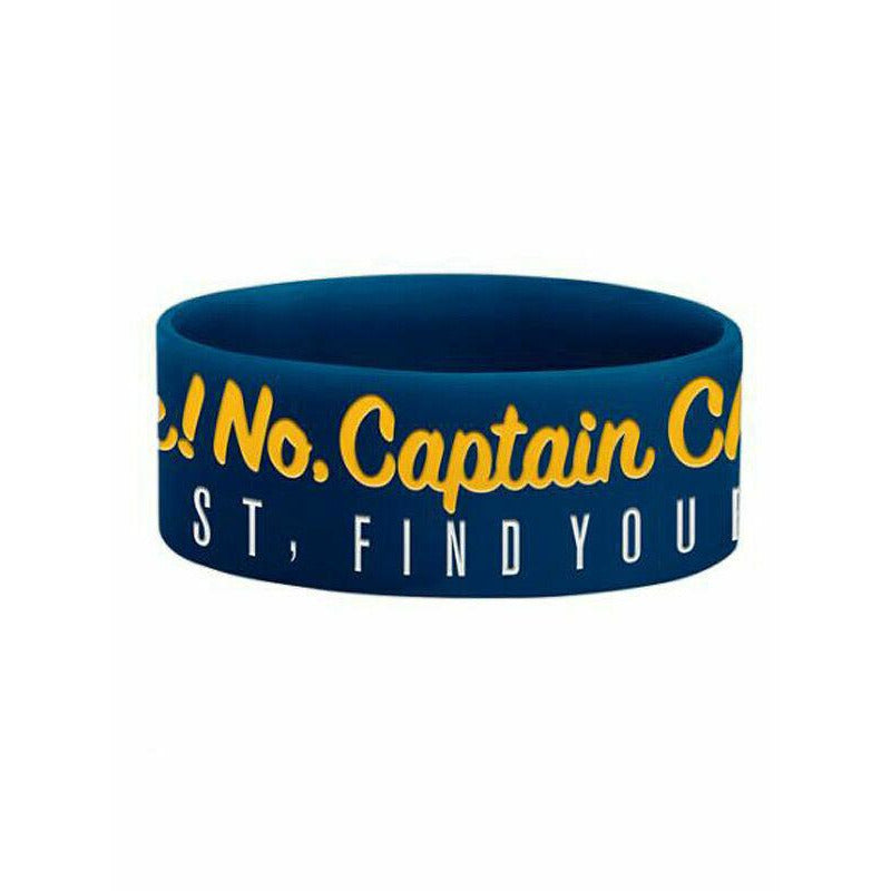Chunk! No Captain Chunk! | Get Lost Find Yourself Rubber Wristband