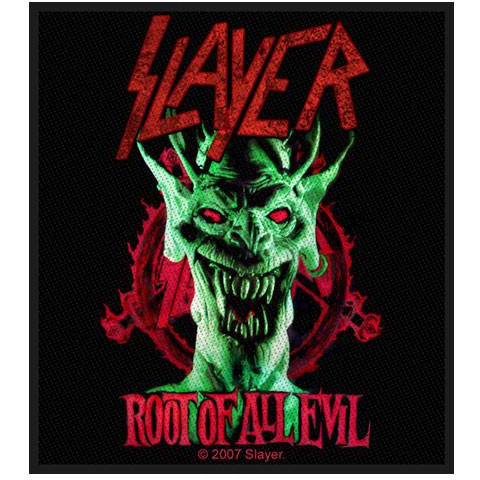 Slayer - Root Of All Evil Patch