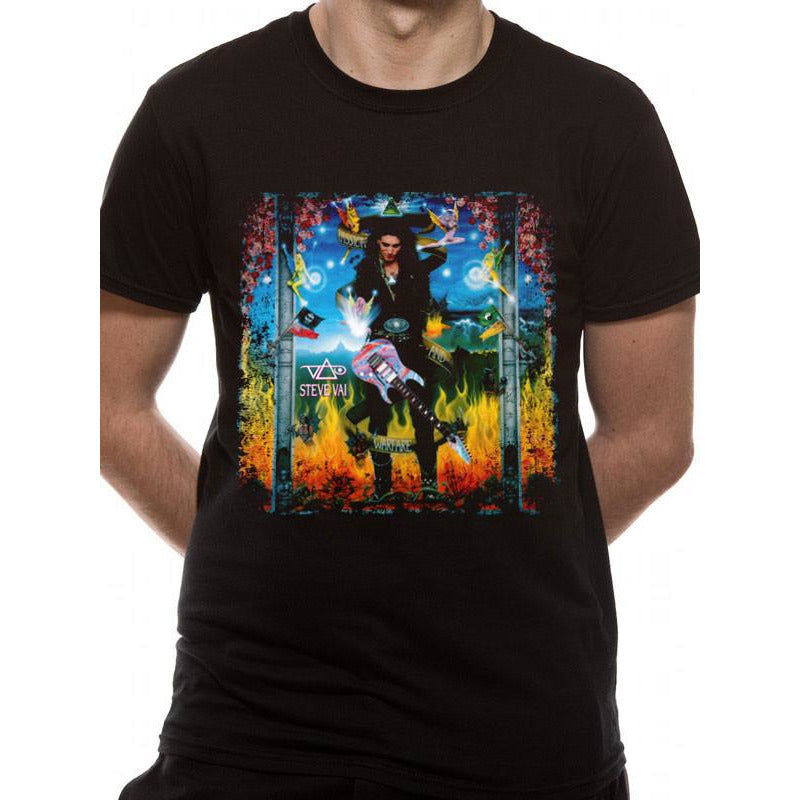 Steve Vai - Passion And Warfare 25 T-shirt