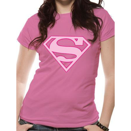 Buy Supergirl (Shield Logo) T-shirt online at Loudshop.com