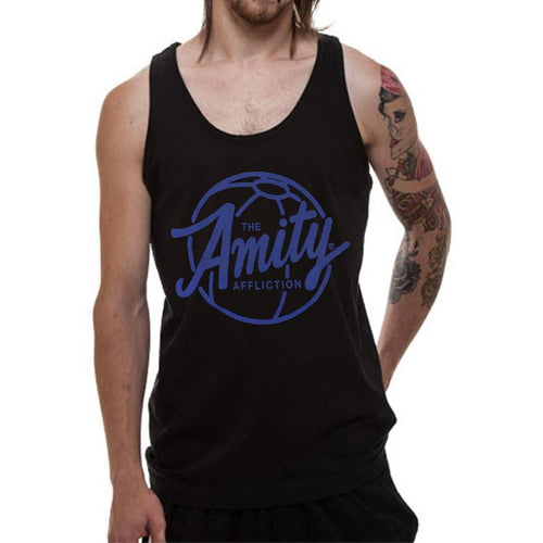 Buy The Amity Affliction (Beach Baller) Tank online at Loudshop.com