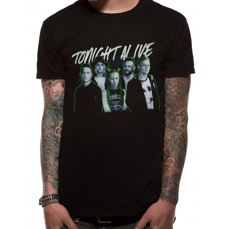 Buy Tonight Alive (Band Photo) T-shirt online at Loudshop.com