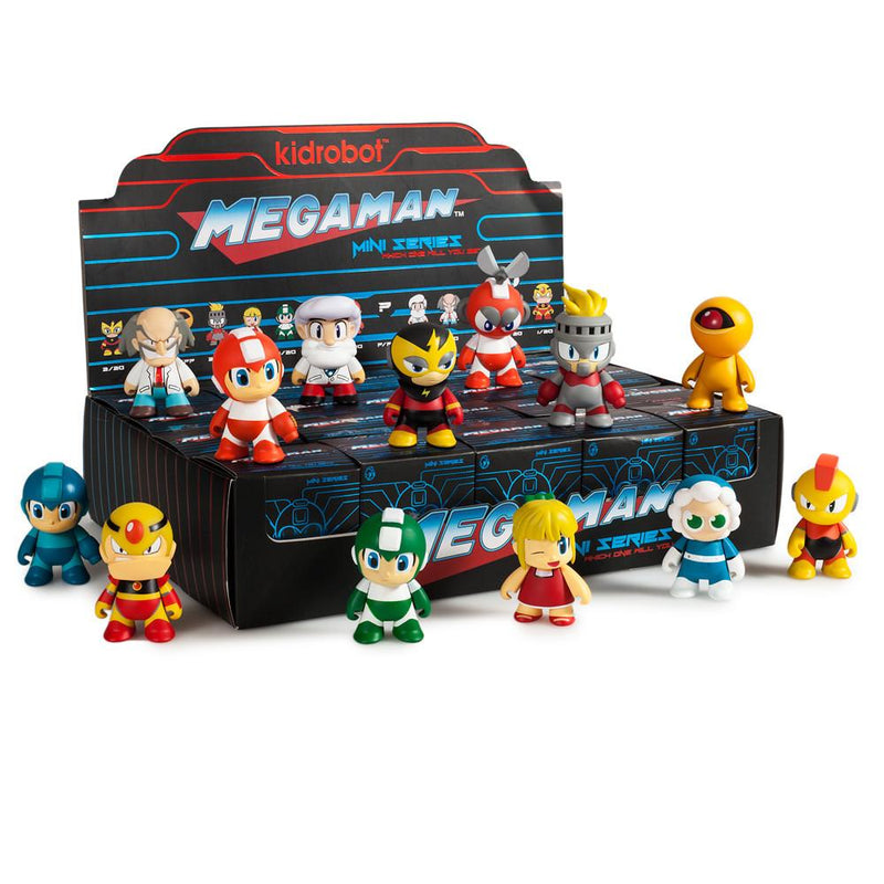 Mega Man | Mini Series 1.5 Inch Keychain