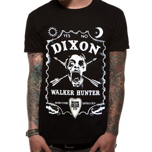 Buy The Walking Dead (Walker Hunter) T-shirt online at Loudshop.com