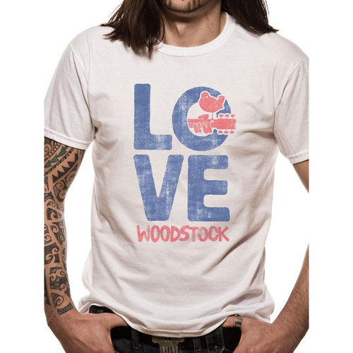 Woodstock | Love T-Shirt
