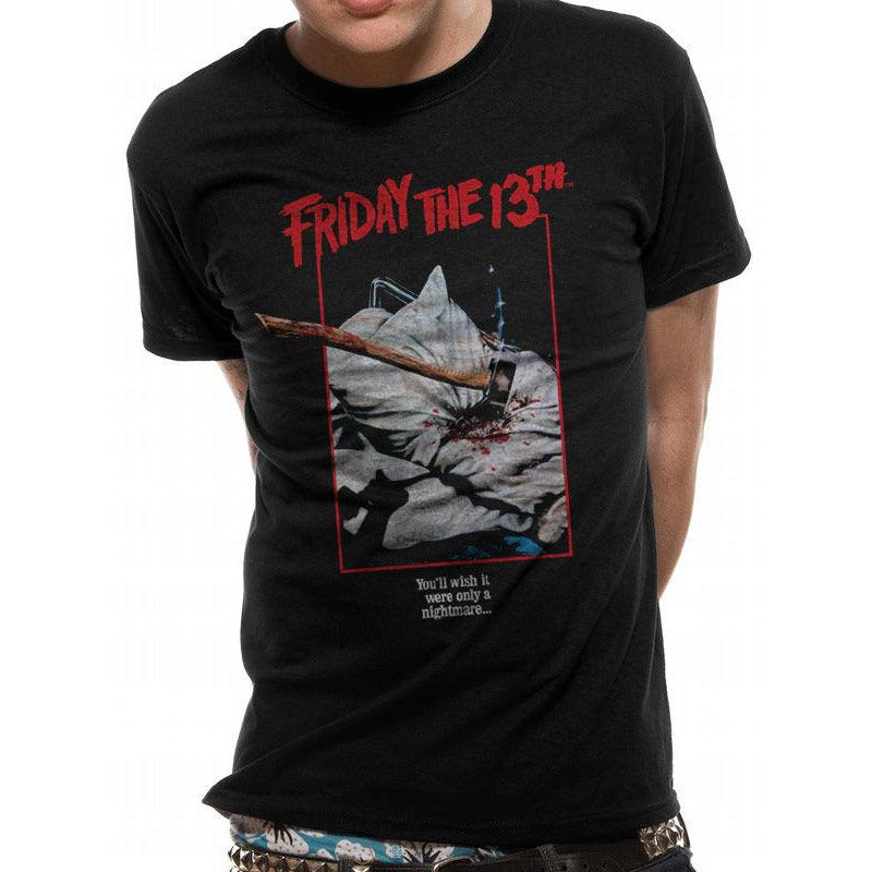 Friday 13th - You Will Wish T-shirt