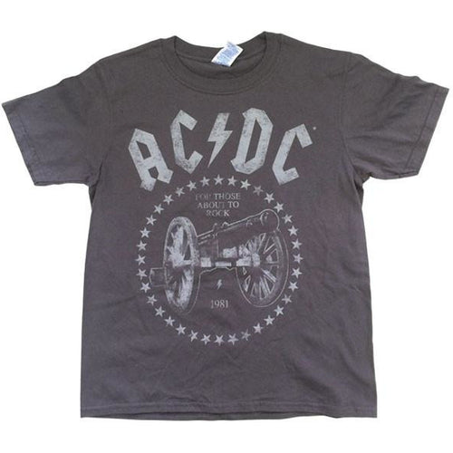 AC/DC | Event Tour Children's T-Shirt