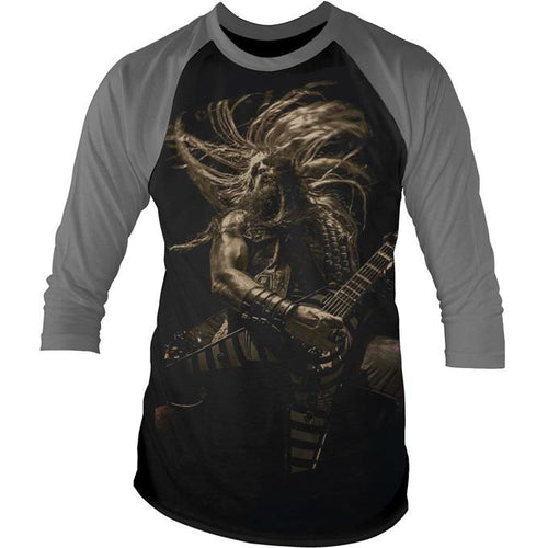 Black Label Society - Forged In Iron Raglan