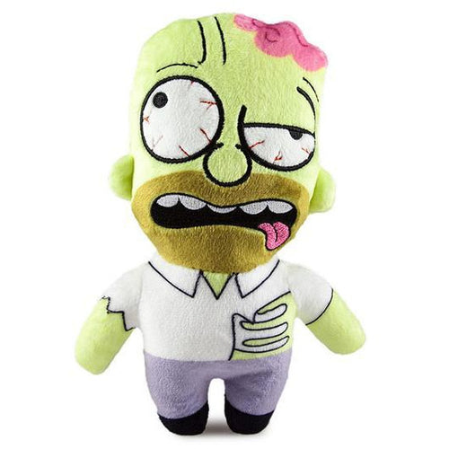 The Simpsons | Zombie Homer Phunny Plush Toy