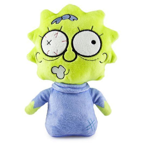 The Simpsons | Zombie Maggie Phunny Plush Toy