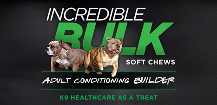 K9 Vita Bits Review: Incredible Bulk Soft Chews