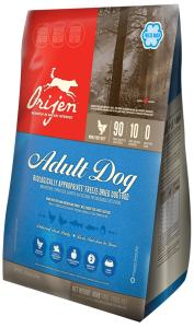Orijen dog food for bullies