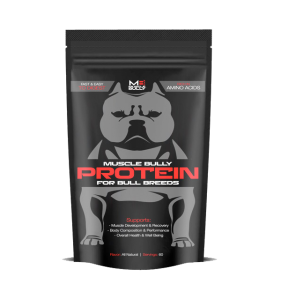 Protein for Dogs Supplements for Bullies