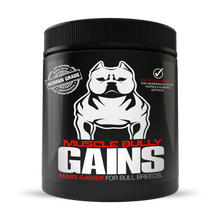 Load image into Gallery viewer, Muscle Bully Gains Supplement - Safe Healthy Weight Gainer for Bully Breeds