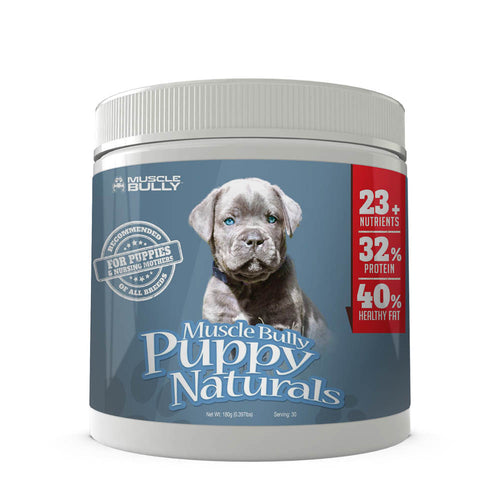 Puppy Naturals Free Trial (30 Servings)