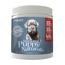 Load image into Gallery viewer, Muscle Bully™ Puppy Naturals Vitamins - For Growing Healthy Puppies.