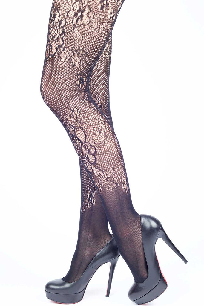 Plus Size Fishnet Stockings