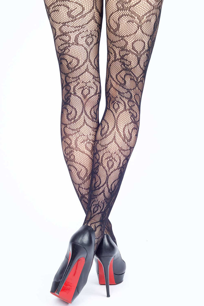 Hypnotic Tale Fishnet Stockings