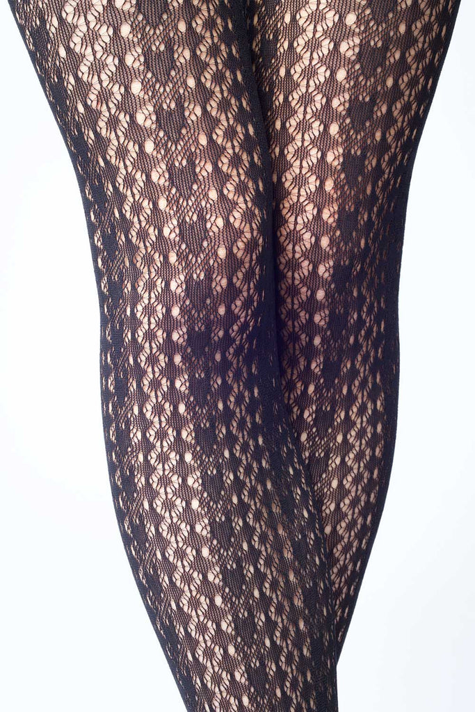 Heart Throb Fishnet Stockings
