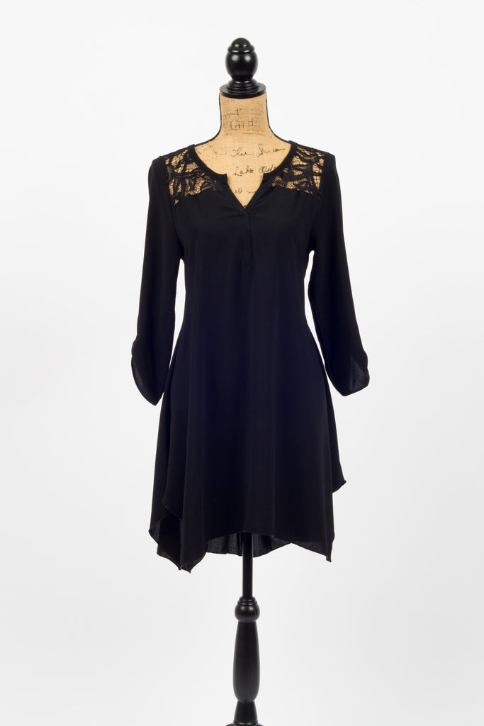 Somebody To Love Lace Dress
